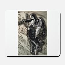 Angelic Fiddler Mousepad