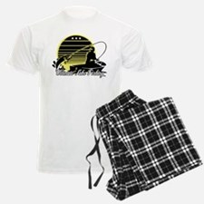 Ultimate Lake Fishing Pajamas