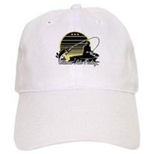 Ultimate Lake Fishing Baseball Cap