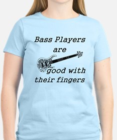 good with their fingers T-Shirt