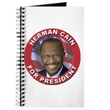 Herman Cain for President Journal