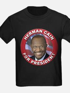 Herman Cain for President T