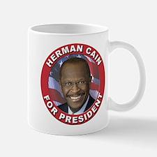 Herman Cain for President Mug