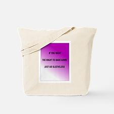 Funny Violent Tote Bag
