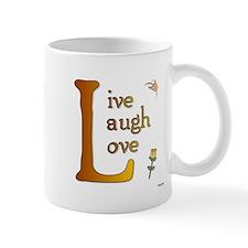Big L - Live Laugh Love Mug