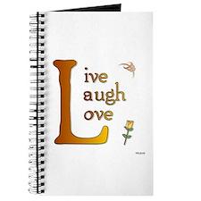 Big L - Live Laugh Love Journal