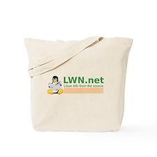 Unique Linux news Tote Bag