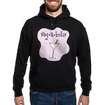 Veg-a-holic Hoodie (dark)
