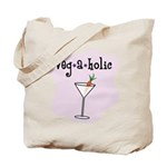 Veg-a-holic Tote Bag