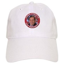 Chris Christie for President Cap