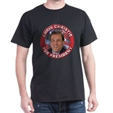 Chris Christie for President T-Shirt