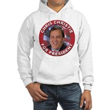 Chris Christie for President Jumper Hoody