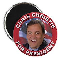 Chris Christie for President Magnet