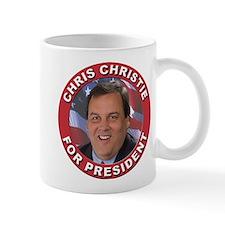 Chris Christie for President Small Small Mug