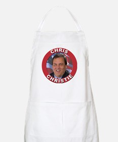 Chris Christie Apron