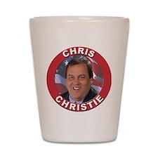 Chris Christie Shot Glass