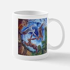 Three Hares Mug