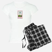 Cape Elizabeth Light Pajamas