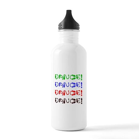 DANCE! DANCE! DANCE! Stainless Water Bottle 1.0L