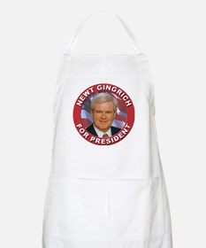 Newt Gingrich for President Apron
