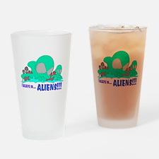 ALIENS Pint Glass