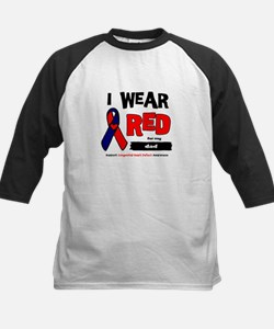 I wear red for my dad Tee