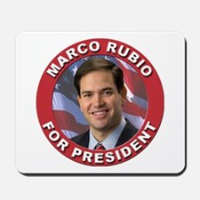 Marco Rubio for President Mousepad