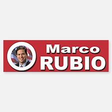 Marco Rubio Bumper Bumper Sticker