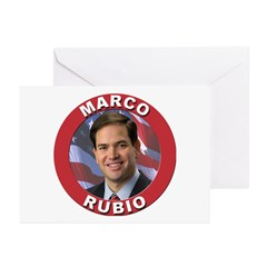 Marco Rubio Greeting Cards (Pk of 10)