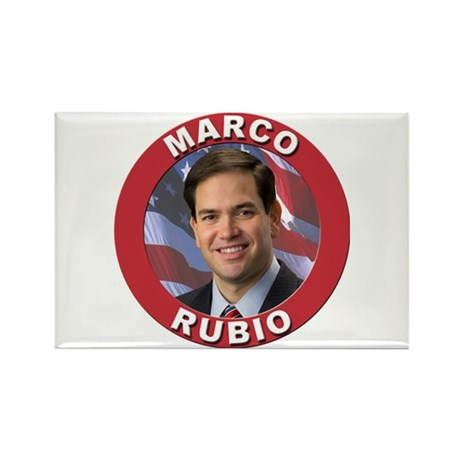 Marco Rubio Rectangle Magnet (10 pack)
