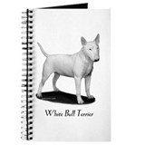 English bull terrier Journals & Spiral Notebooks
