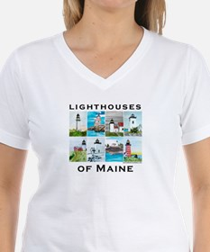 Lighthouses of Maine 2 Shirt