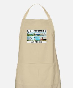 Lighthouses of Maine Apron