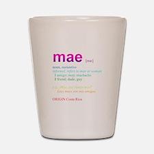 Mae Shot Glass