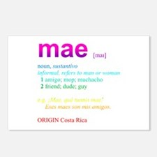 Mae Postcards (Package of 8)