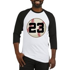 Baseball Player Number 23 Team Baseball Jersey