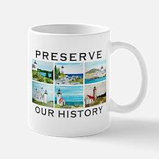 Preserve Lighthouse#1 Mug
