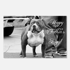 Father's Day Staffordshire Te Postcards (Package o