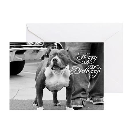 Happy Birthday Staffordshire Greeting Cards (Pk of