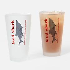 Land Shark Pint Glass