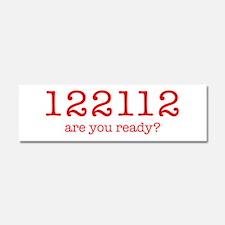 2012 Ready Car Magnet 10 x 3