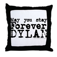 Forever Dylan Throw Pillow