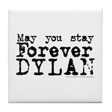 Forever Dylan Tile Coaster