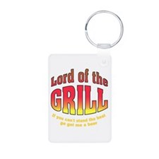 Lord of the Grill Keychains