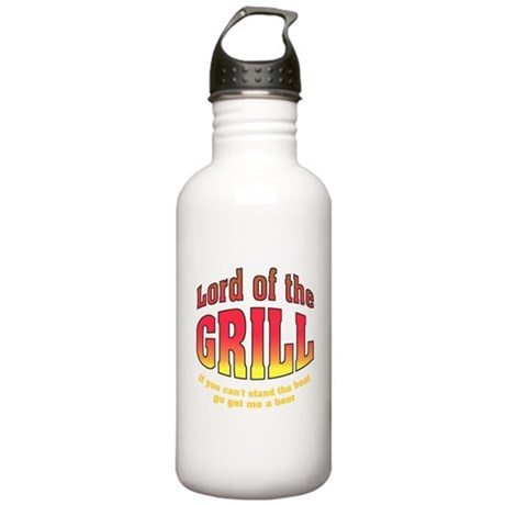 Lord of the Grill Stainless Water Bottle 1.0L
