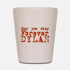 Forever Dylan-COLOR Shot Glass
