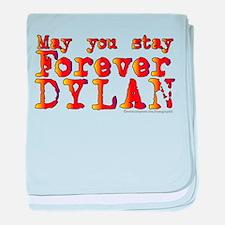 Forever Dylan-COLOR baby blanket