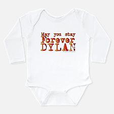 Forever Dylan-COLOR Long Sleeve Infant Bodysuit