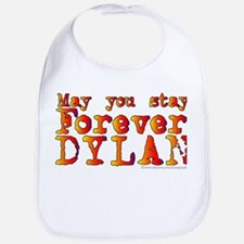 Forever Dylan-COLOR Bib