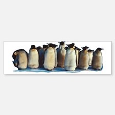 Penguin Bumper Bumper Sticker